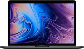 MacBook Pro Touch Bar 15.4 Intel Core @ i7 2,2GHz 16GB 512GB SSD 2018 Qwerty-int Space Gray